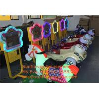 Quality South America Popular 3D Video Multi Games Horse Kiddie Rides For Sale Chile for sale