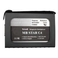 MB Star Compact 4 Mercedes Diagnostic Tool With Dell D630 Laptop Together Support Mercedes Benz Cars After Year 2000 Manufactures