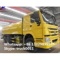 Buy cheap Sinotruk sino truck Howo Water Tank Truck sprinkling truck Howo Iveco Dongfeng Brand from wholesalers