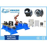 6 AXIS Industrial Robots Arm Machine For Auto Seat Back Angle Adjustment Parts , MIG Welder Manufactures