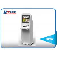 Windows system Self Service Check In Kiosk SDK  with thermal printer Manufactures