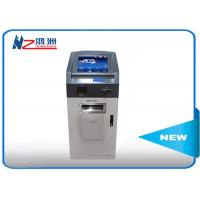 Multifunction Interactive Information Kiosk Self service access machine Manufactures