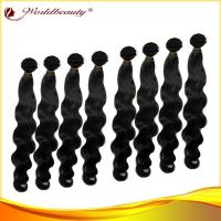Smooth Tangle Free Chinese Remy Hair Extensions Weft Body Wave Manufactures