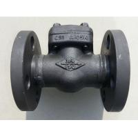 1/2 inch - 2 inch Forged Steel Check Valve , Class 150 / 800 / 900 / 1500 Manufactures