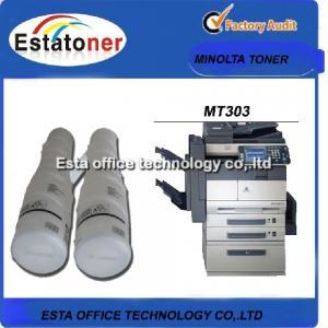 Photocopy Di-3010 / 3510 Konica Minolta Toner Genuine MT-303A Manufactures