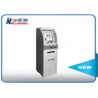 Quality Free standing ticket vending kiosk with operated management internet  for sale