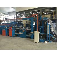 Thermal Oil / Gas Heating System Textile Hot Air Stenter Setting Machine Manufactures