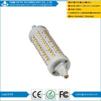 Ra>80 R7s 12W Led Light 135mm 360 degree beam angle 1200LM Manufactures