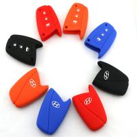 Colorful car cover key silicone car key cover for toyota Manufactures