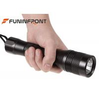 Quality Underwater 150 Meters 1200LMs LED Flashlight Scuba Diving Lights  for sale