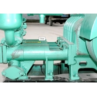 Horizontal Three - Cylinder Oil Rig Mud Pump Single Acting ISO Approved Manufactures