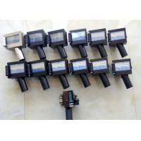 IP54 Compact Handheld Inkjet Marking Systems 300DPI 1 - 8 Lines Manufactures