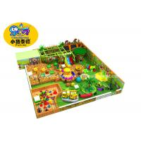 Customized Theme Kids Indoor Soft Playground Games Amunment Park Manufactures