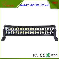 Cheap 9-60V 21.5 inch 120W LED Light Bar LED Driving Light for Truck, ATV, SUV, Jeep Manufactures