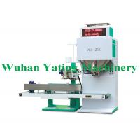 Heat Sealing  Packing Scale Automatic Bagging And Weighing Machine Easy Operation Manufactures
