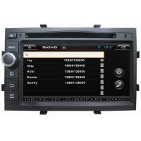 China Android multimedia system Chevrolet Cobalt with steering wheel control TV radio OCB-7049C on sale