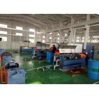 Intermediate Aluminium Alloy Wire Shaving Machine Compact Line For Wire Drawing Manufactures