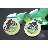 Custom Made Riding Event Soft Enamel Medals No Minimum Trophies And Medallion Manufactures