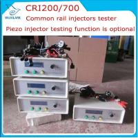 CRI700/CR1000A/CRI200 BOSCH Common Rail diesel Injector Tester injector tester with test piezo fucntions Manufactures