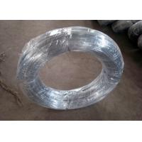 China Carbon Steel Wire Q195 Electro Galvanized Iron Wire 21 BWG For Construction on sale