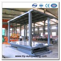 Quality Auto Parking Lift Manufacturers/Parking Lift System Suppliers/2 Floor Puzzle Garage Elevator Car Parking System for sale