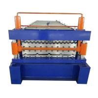 China Factory Price New Metal Roofing Steel Roll Forming Making Machine Prices on sale