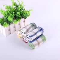 Colorful Household Cotton Dish Towels With Yarn Dyed Checked Design 30*30cm Manufactures