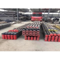 Friction Welding Carbon Steel DTH Drilling Tools DTH Drill Rods For Rock Blasting / Water Well Manufactures