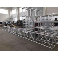 Straight Stage Lighting Truss Systems 0.5m To 4 M Length 350 * 450mm Manufactures