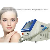 Professional Laser Hair Removal System, Facial Hair Removal Laser Machine 1064nm Manufactures