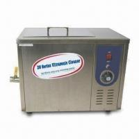 Ultrasonic Cleaner, Widely Applied in Industrial Areas and Medical Devices Manufactures