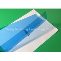 Quality 0.15MM PVC Transparent Binding Covers / Clear Report Cover Sheets for sale