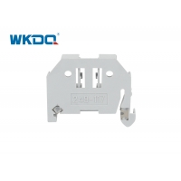 249-117 End Stop and Bracket Terminal Blocks Din Rail 35mm In Distribution Panel Manufactures