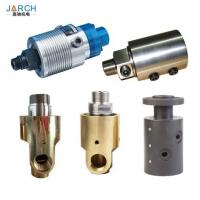 Coupling Type Hydraulic Swivel Union Ss304 Roror Material 3.5Bar Max Pressure Manufactures