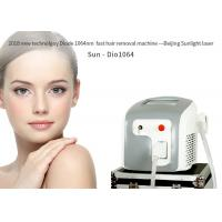 Medical Beauty Portable Laser Hair Removal Machine , Salon Laser Hair Removal System Manufactures