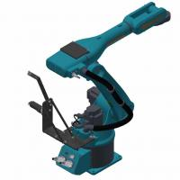 Ground Mounted 6 Dof Robotic ArmMaterial Handling Robots With 2 Years Warranty Manufactures