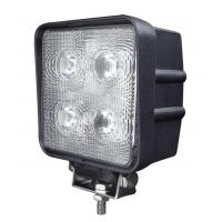 Quality Square 8 Inch 24 Watt Cree Led Work Light Head Lamp for Excavato / ATV boat light for sale