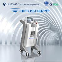 China HOT!! ultrasonic beauty machine portable HIFUSHAPE for body sculpting on sale