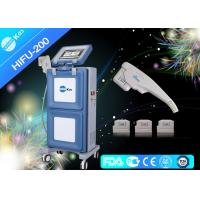 Vertical Ultra Therapy Skin Tightening Hifu Treatment Machine 60W Family Use Manufactures
