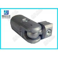 AL-5 Silver Aluminium Tube Joiners Joints Connector Claw Head Shape Die Casting Tech Manufactures