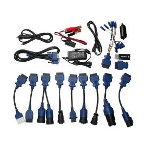 Quality PS2 Heavy Automobile Computer Diagnostic Tool , Diagnostic Scanner for sale