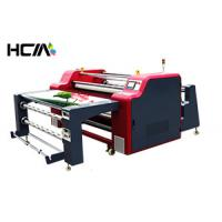 Industrial T Shirt Heat Press Transfer Screen Printing Machine 420mm Roller Diameter Manufactures