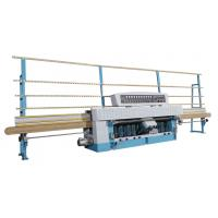 10 Spindles Laminated Glass Edging Machine with 45 Angle Range,Glass Straight Line Glass Edging Machine Manufactures