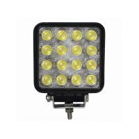 High Power 48W 2880lm Automotive Led Work Lights Driving Lights for Off road Manufactures