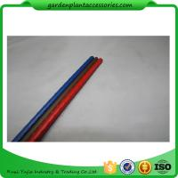 Steel Decorative Metal Flower Stakes For Garden Plant / Vegetable Support Φ8mm,L:60cm Steel PE coated china Manufactures