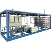 LNG Filling Pump Skid Mounted Equipment With Simple Operation 5-60m3/h Manufactures