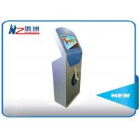 Android Display Interactive Self Serving Kiosk Stand Alone With Printer Manufactures
