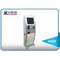 Automatic self service payment kioskfor parking, shopping mall customer service kiosk Manufactures