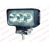 LED Work Lights For Trucks Tractor SUV Offroad 4WD 9W DC 10V - 30V Auto Flood Lighting Manufactures