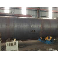Pressure Vessels Pipe Welding Rotator / Stand Roller With Wireless Hand Control Box Manufactures